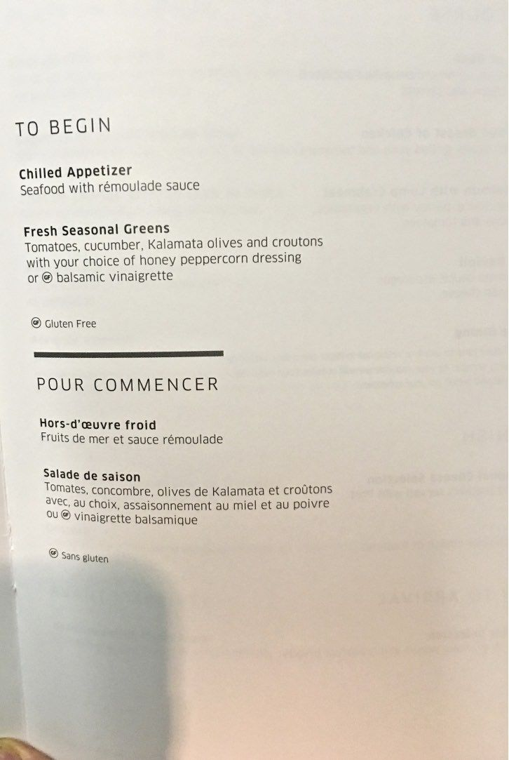 photo ua ewr-cdg menu 1.