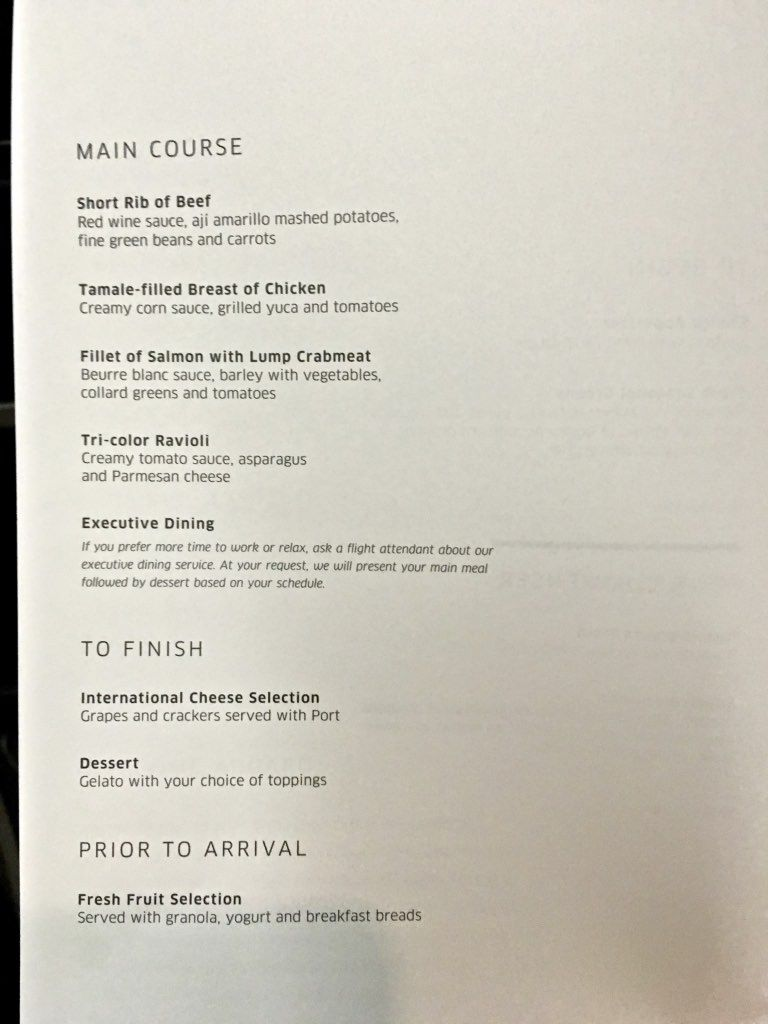 photo ua ewr-cdg menu 2.