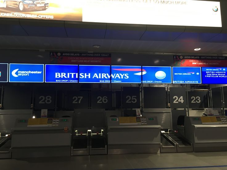 Review Of British Airways Flight From Manchester To London