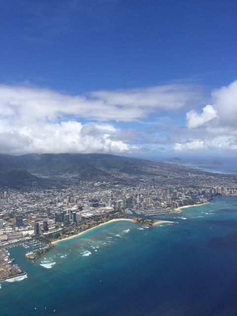 Review Of Hawaiian Airlines Flight From Honolulu To