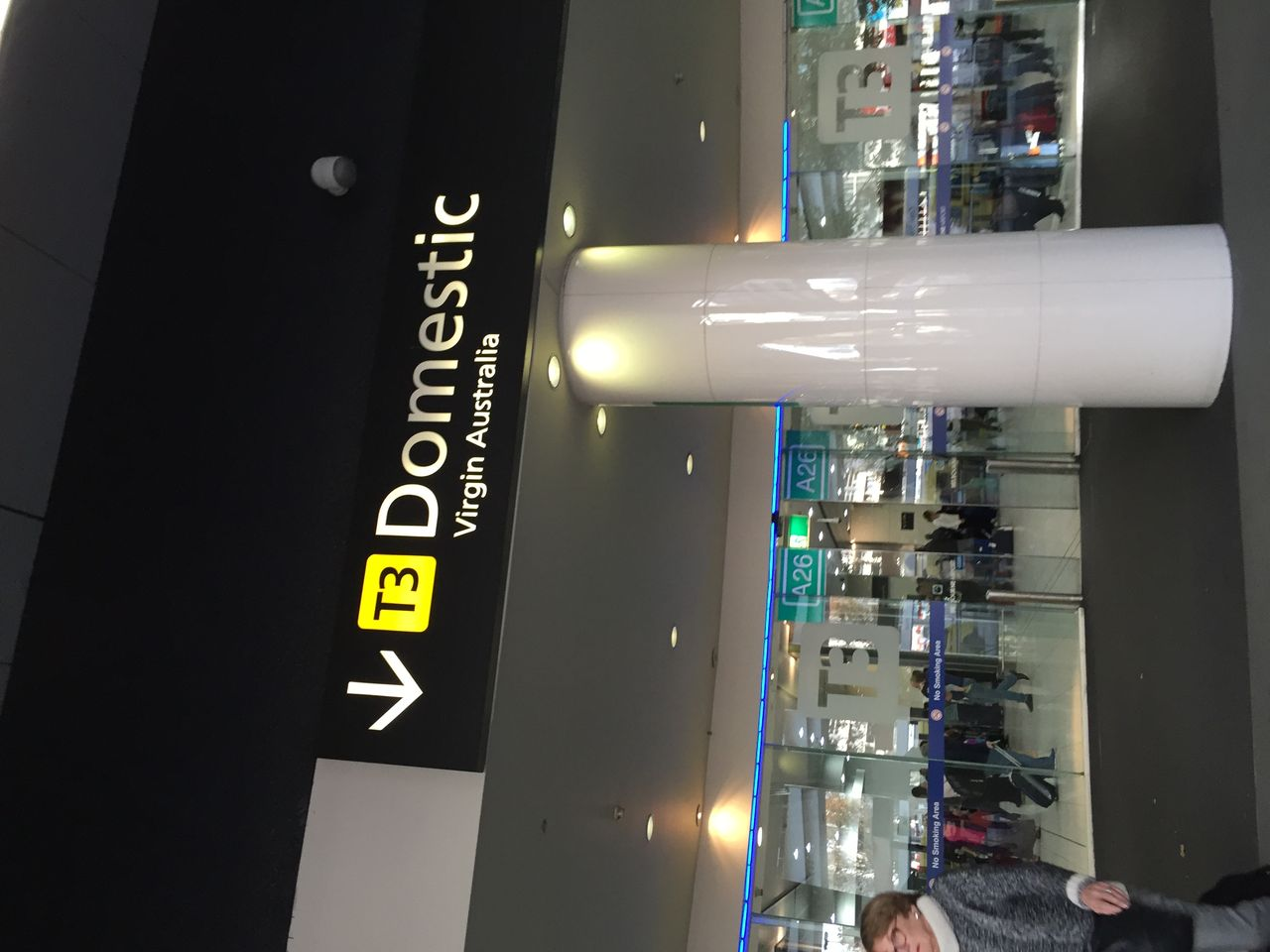 Review of Virgin Australia flight from Melbourne to Sydney