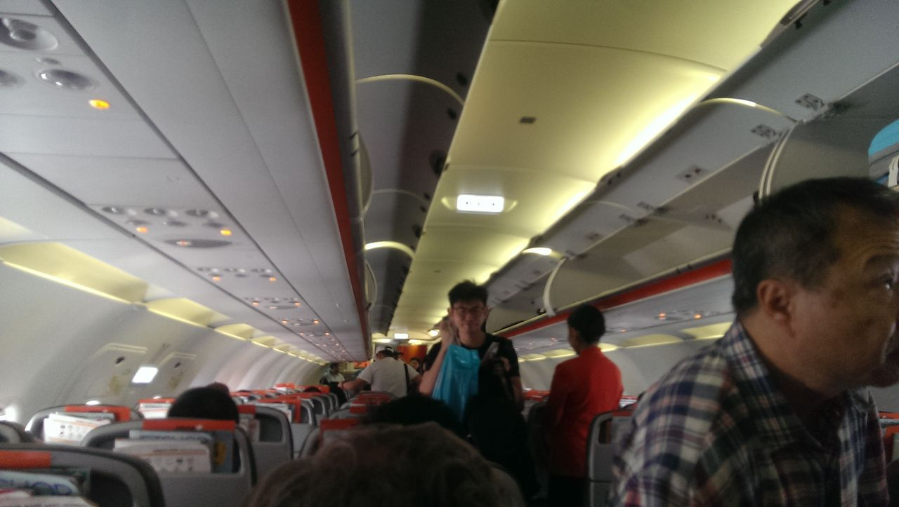 Review of Jetstar Asia Airways flight from Jakarta to ...
