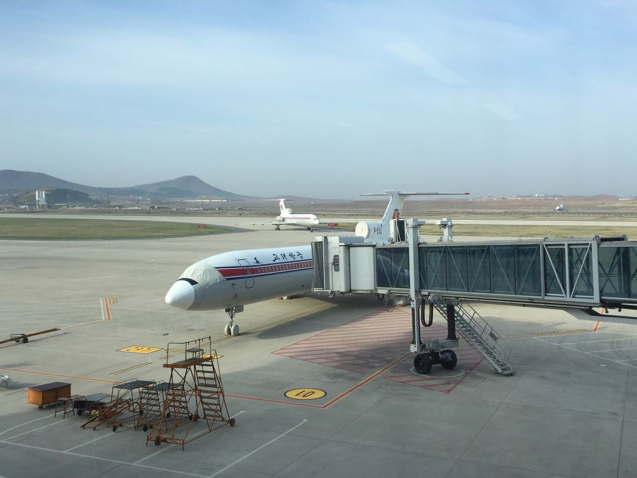 Review Of Air Koryo Flight From Pyongyang To Beijing In Economy
