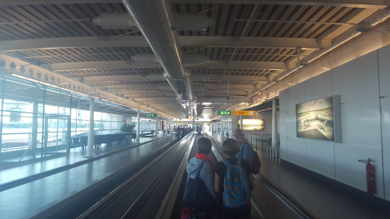 Review of KLM flight from Venice to Amsterdam in Economy