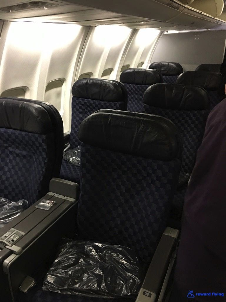 Review Of American Airlines Flight From Chicago To Boston