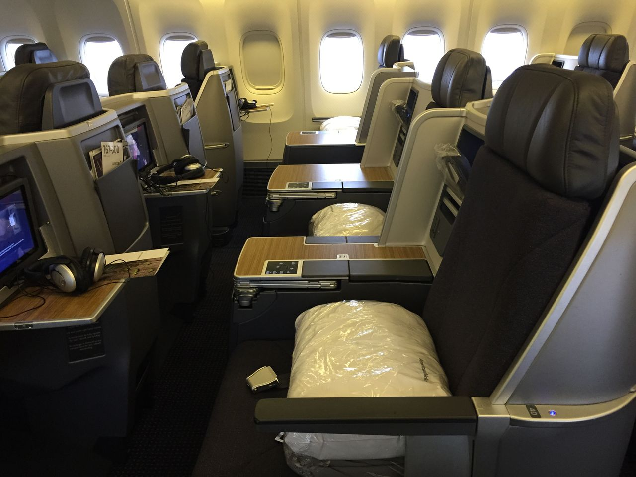 Review Of American Airlines Flight From Milan To Miami In