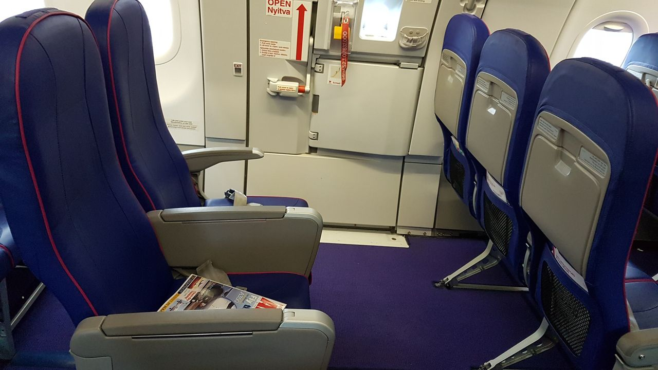 Review Of Wizz Air Flight From Reykjavik To Budapest In Economy