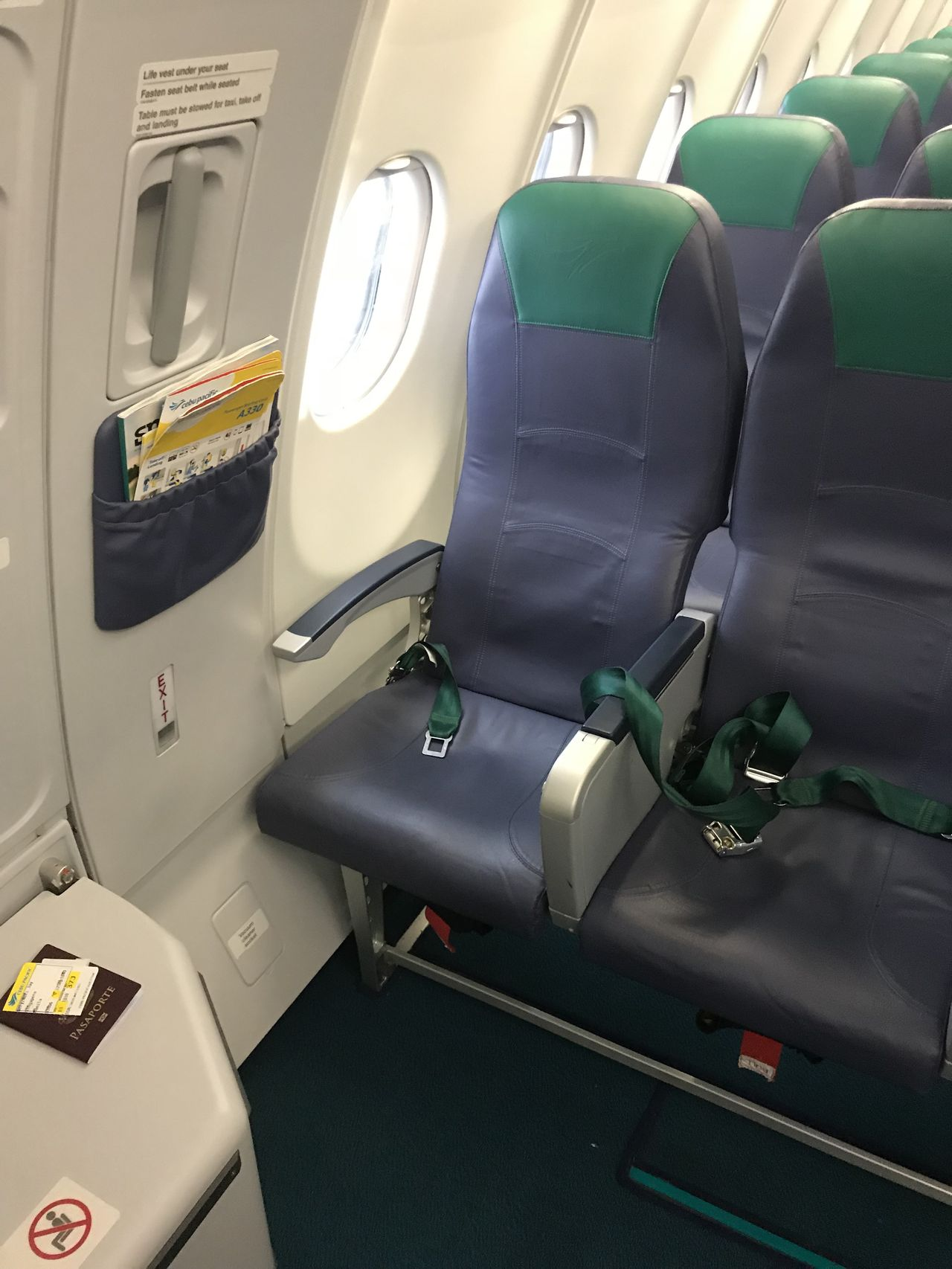 Review Of Cebu Pacific Flight From Singapore To Manila In Economy
