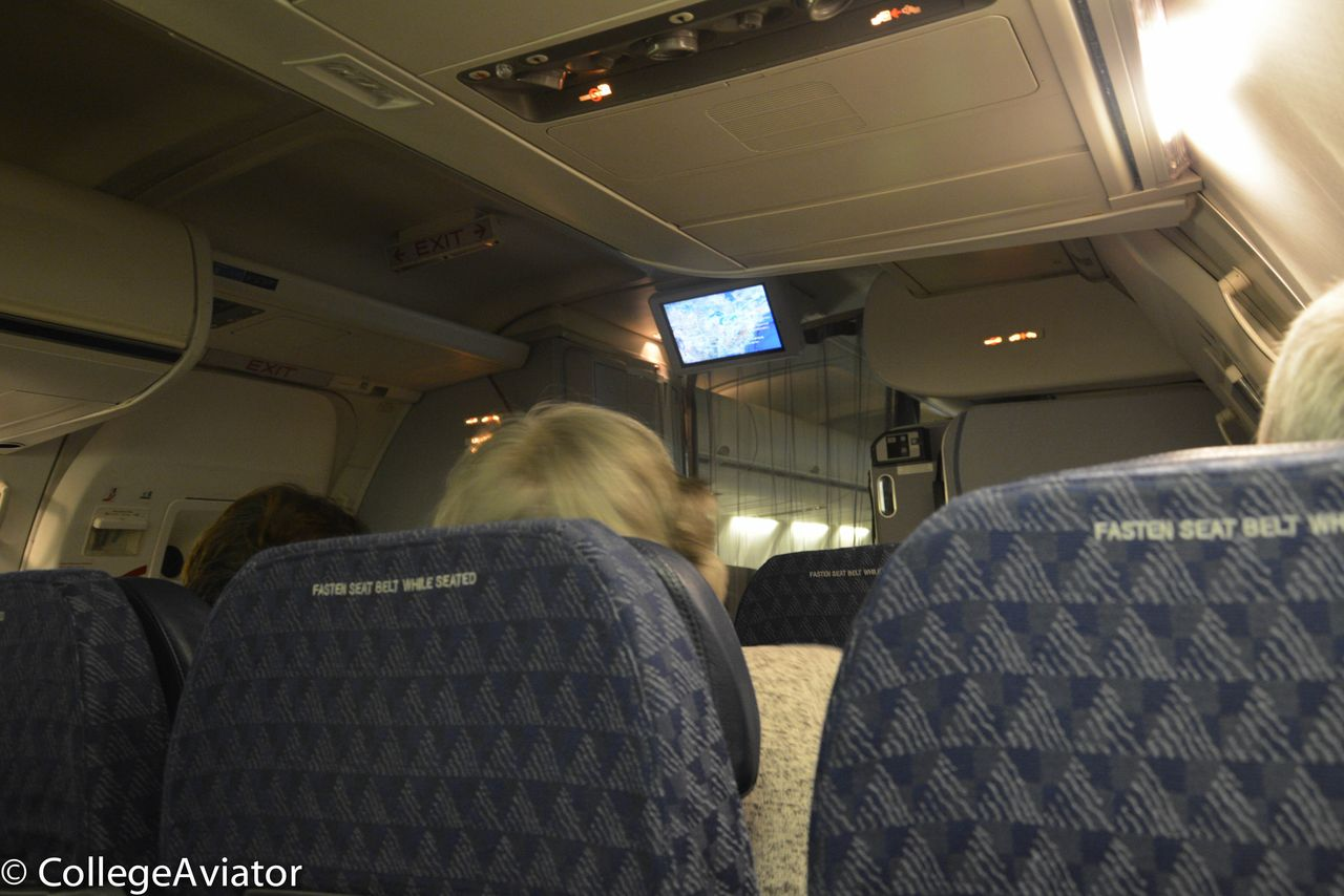 Review Of American Airlines Flight From Chicago To