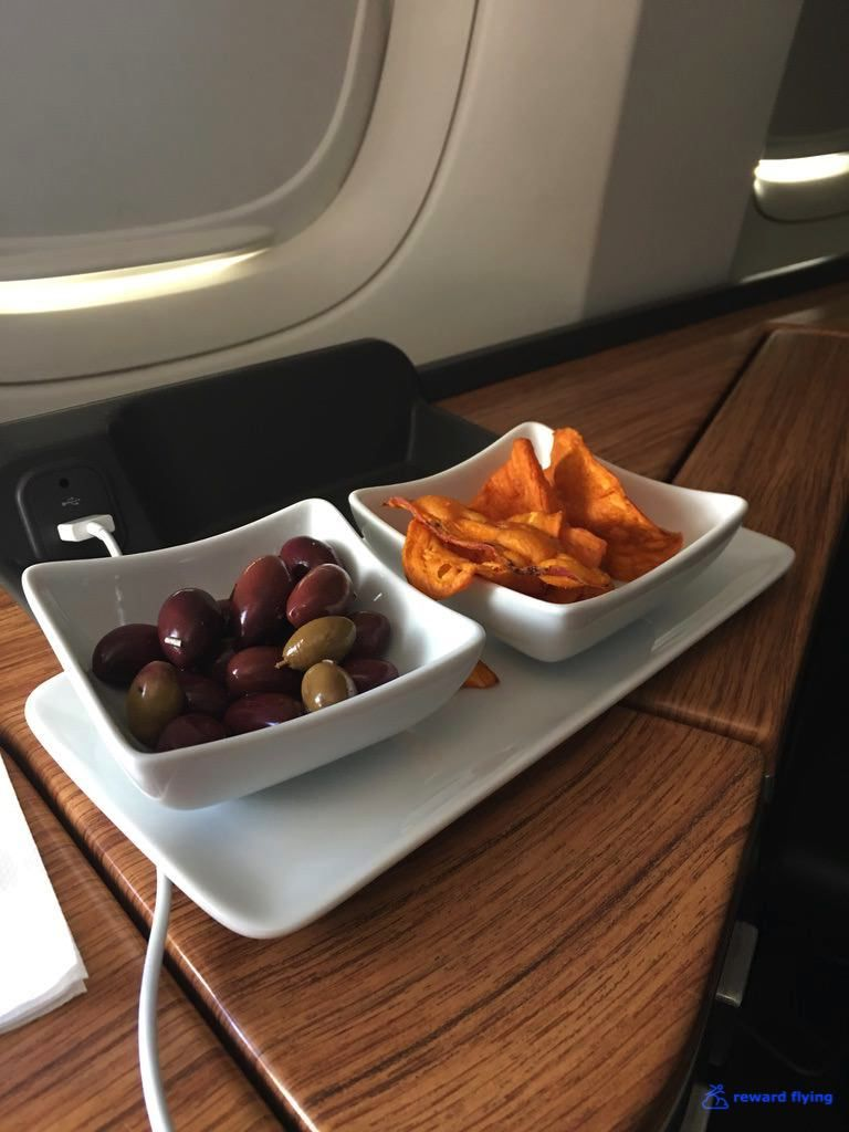 Review Of American Airlines Flight From Sydney To Los