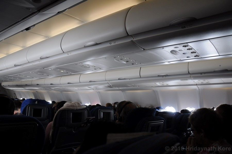 Review of Qantas flight from Brisbane to Singapore in Economy