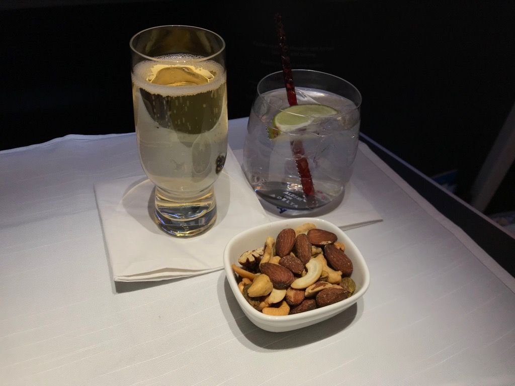 Review of Delta Air Lines flight from Detroit to Seoul in