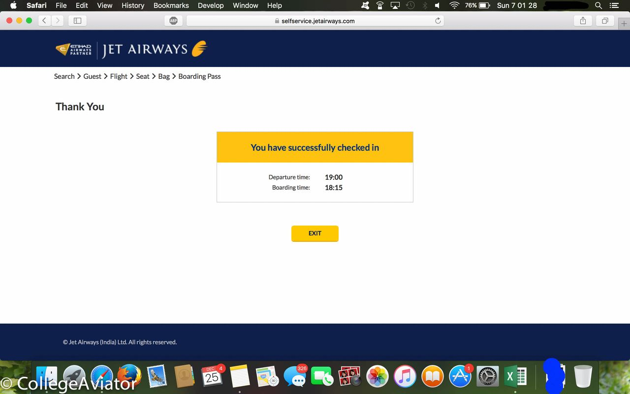 Review Of Jet Airways Flight From Guwahati To Kolkata In Economy