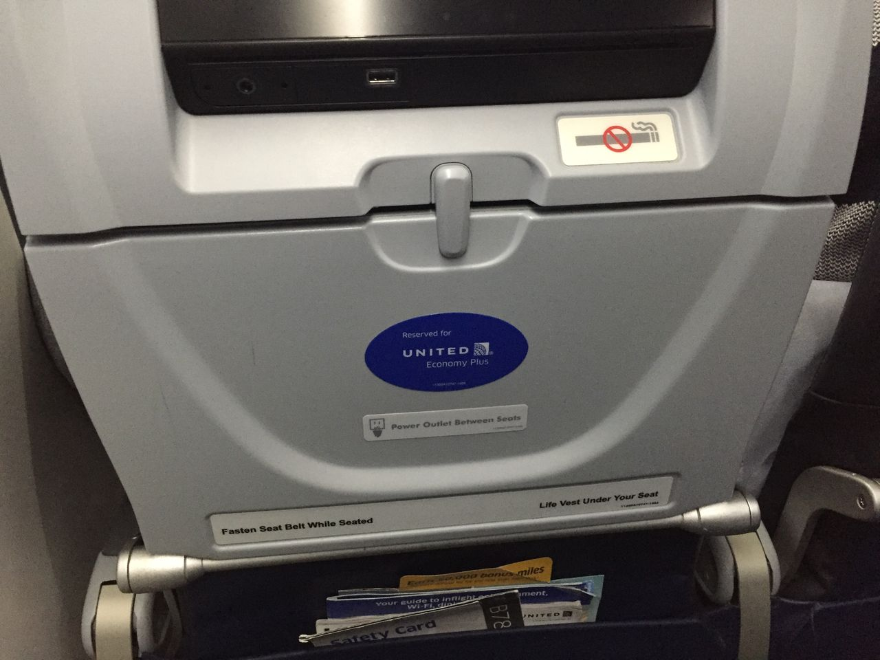 Review Of United Flight From San Francisco To London In Premium Eco