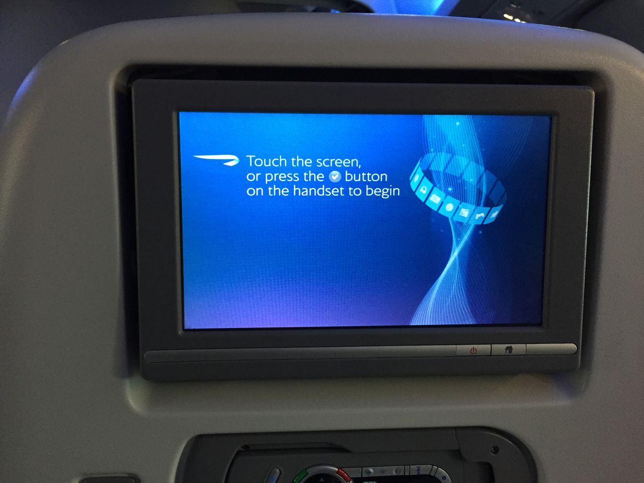 Review of British Airways flight from London to San