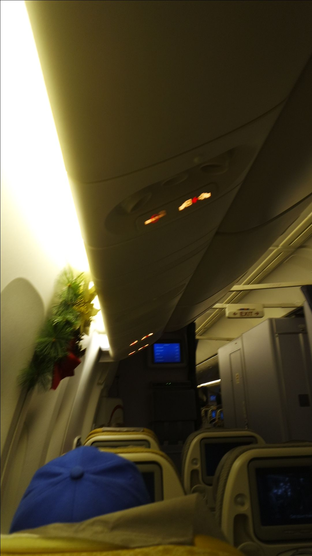 Review of Singapore Airlines flight from Singapore to Istanbul in ...