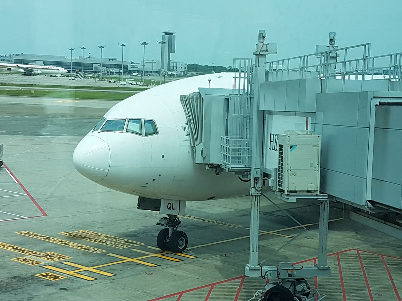 Review of Singapore Airlines flight from Singapore to Manila ...
