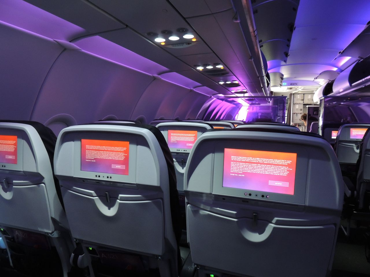 Review Of Alaska Airlines Flight From Los Angeles To New