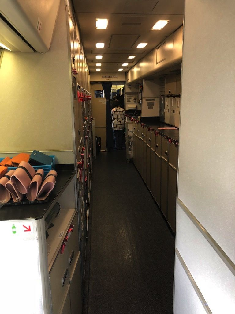 photo kl612 cabin galley