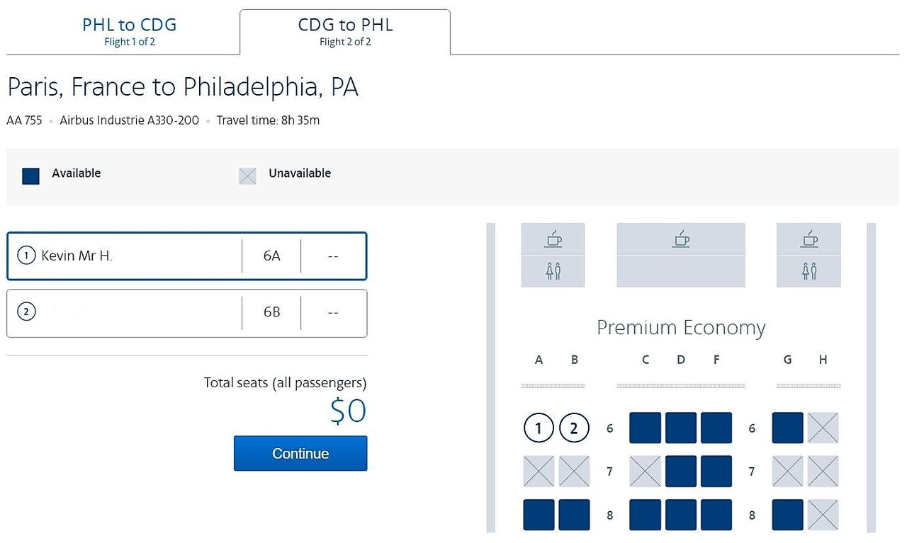 photo aa w cdg-phl seatmap