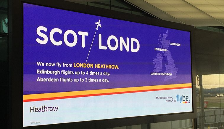 photo be-advert-at-lhr