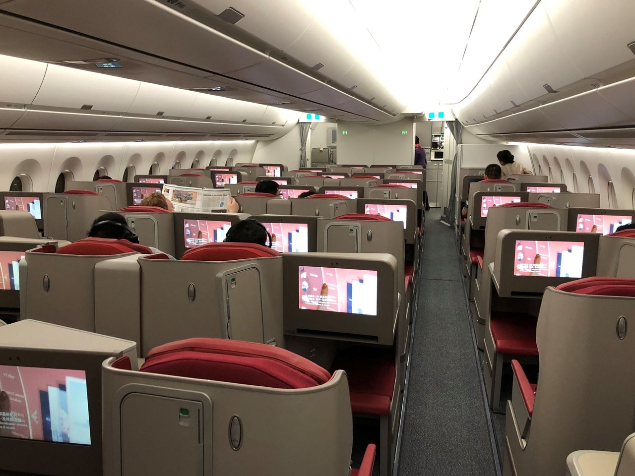photo hk business class