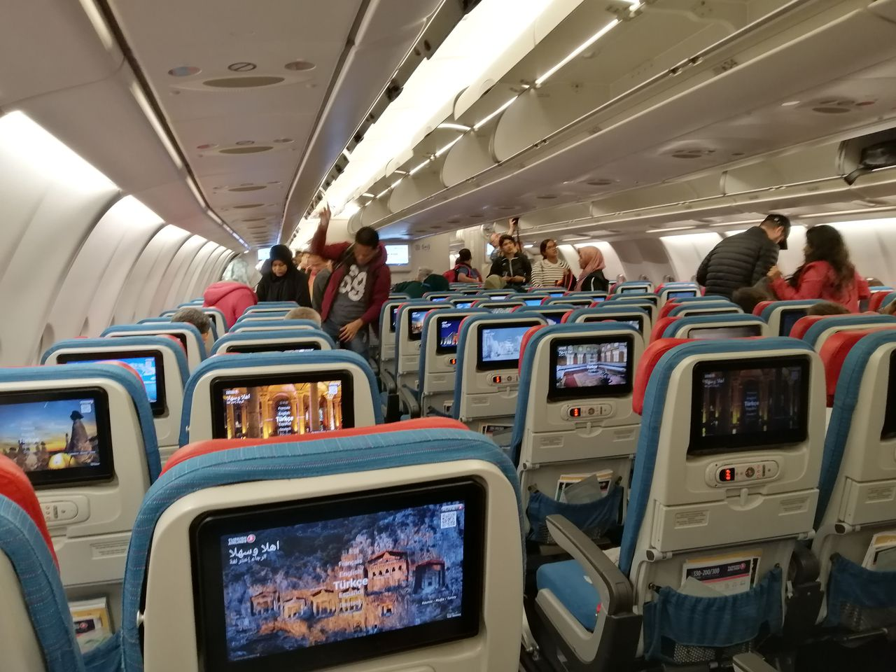 Review of Turkish Airlines flight from Kuala Lumpur to ...