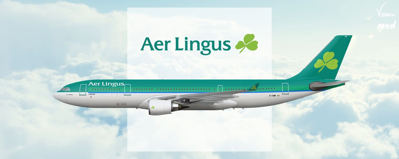Review Of Aer Lingus Flight From Manchester To Dublin In