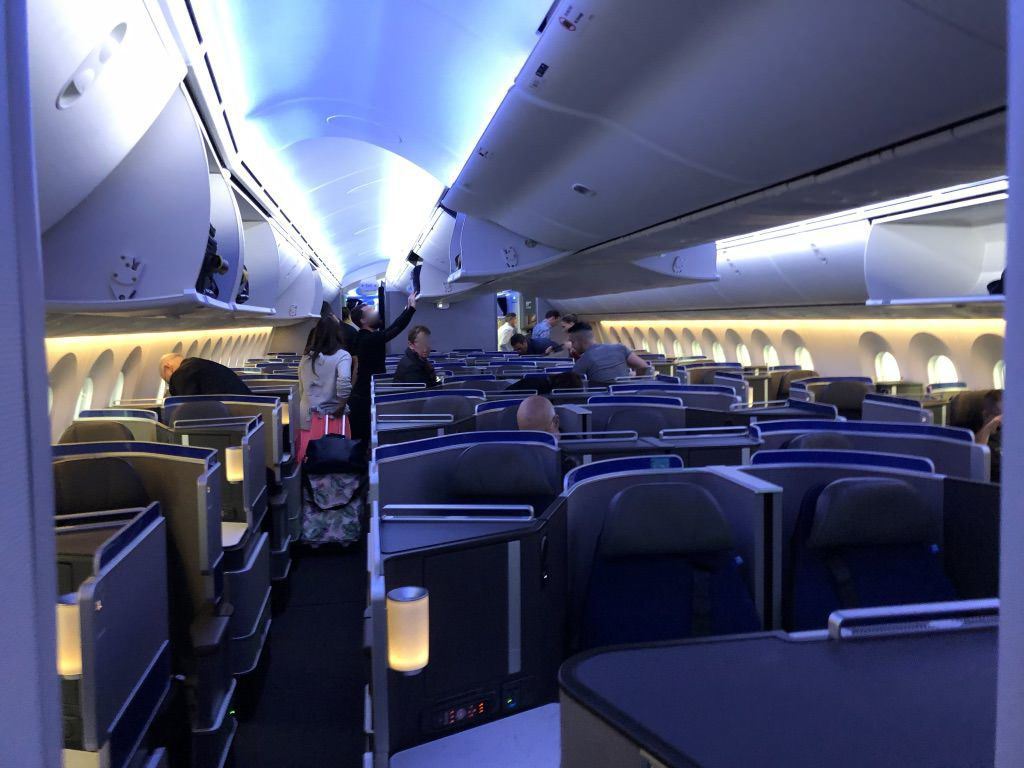 photo ua2418 cabin first look