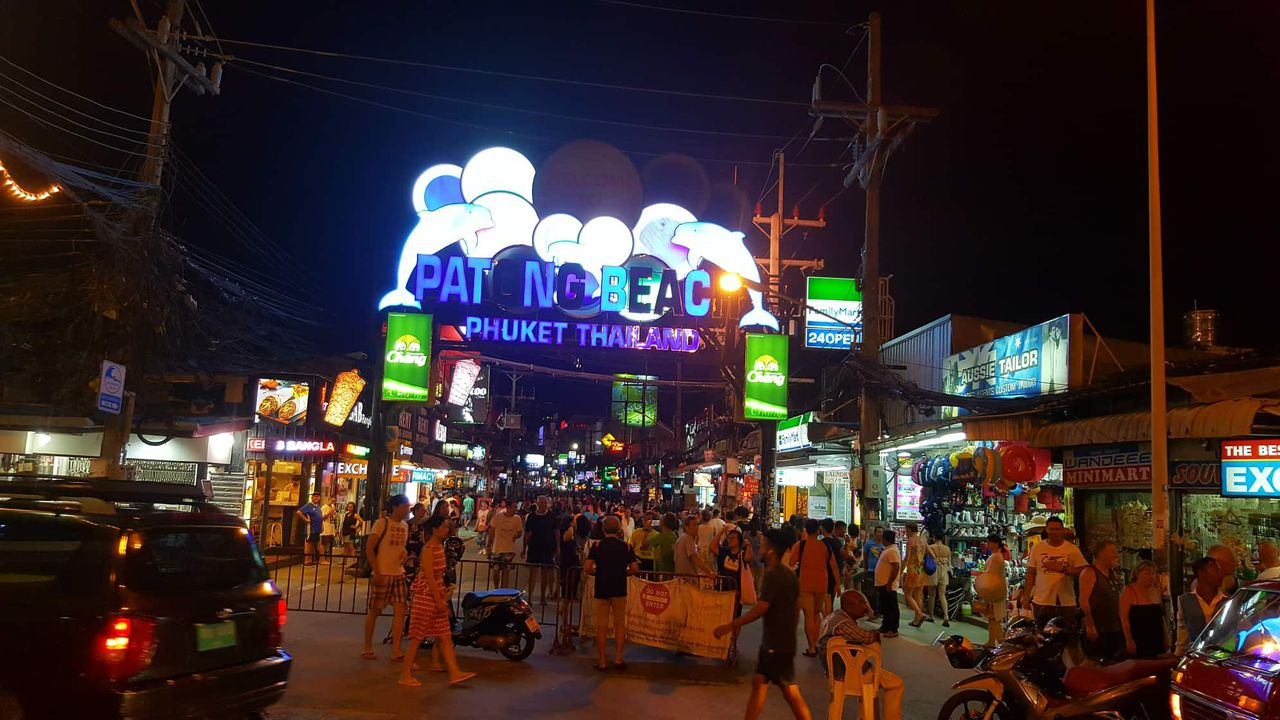 photo bangla road