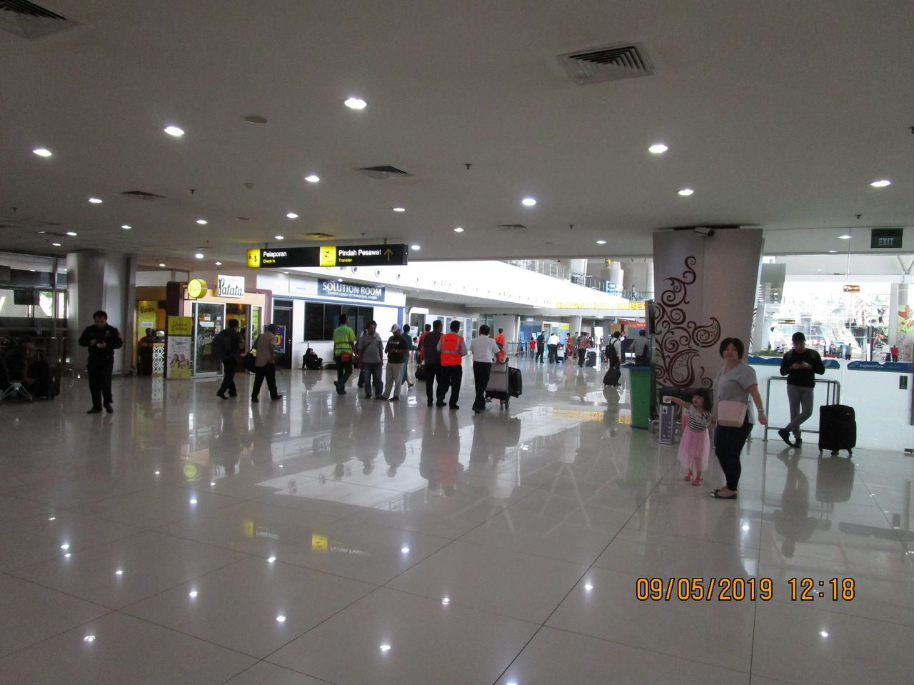 Review Of Jetstar Asia Airways Flight From Surabaya To