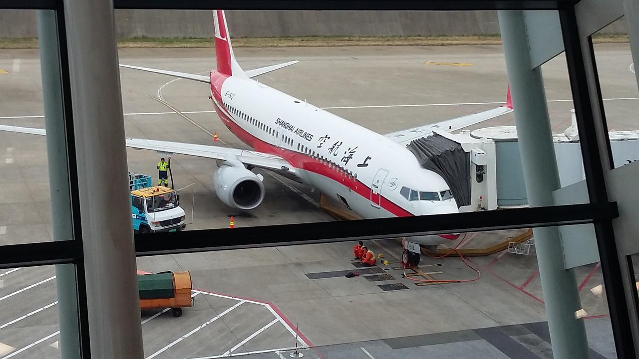photo shanghai-airlines