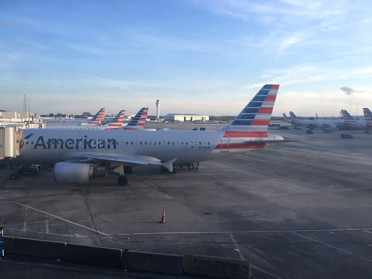 Review of American Airlines flight from Charlotte to Orlando