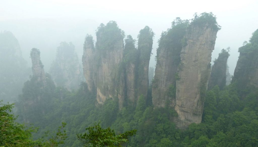 photo zhangjiajie