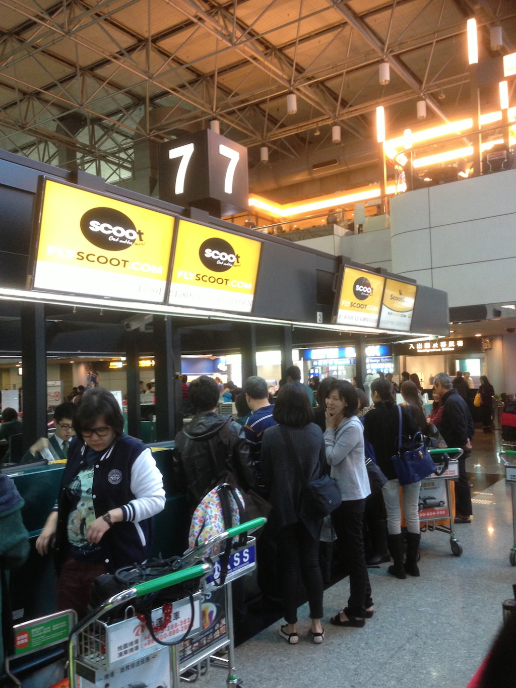 photo 25 TPE Check-In Counters (Other Trips)