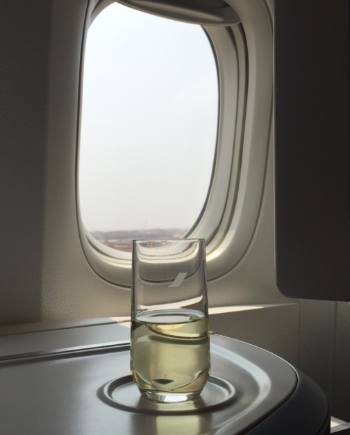 photo Air France Welcome Drink