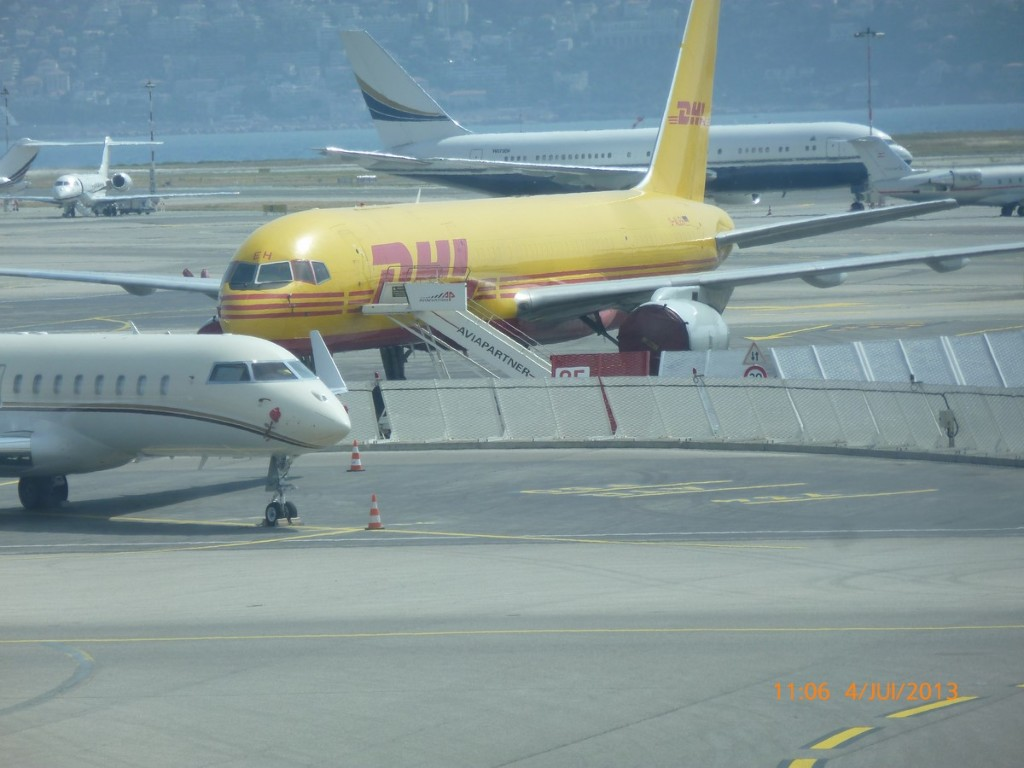 photo B757-200 DHL (Copier)