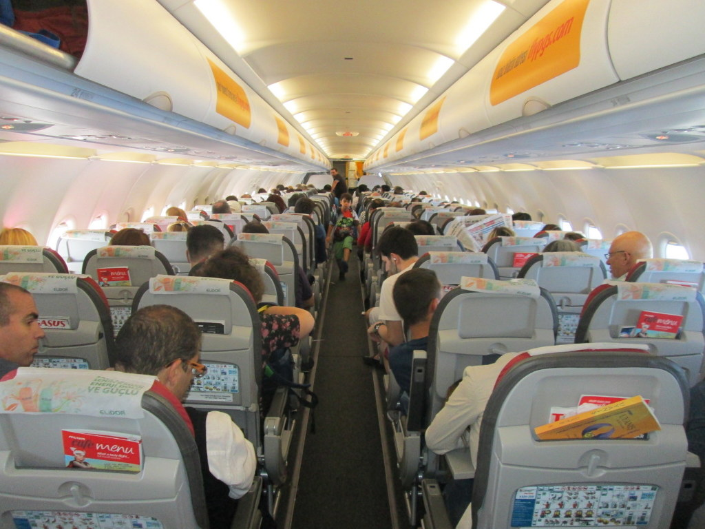 Review Of Pegasus Airlines Flight From Istanbul To Rome In