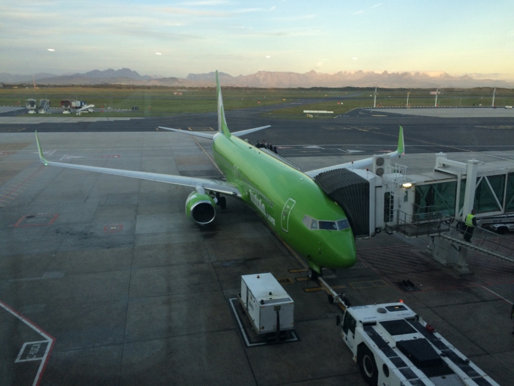 Review of Mango flight from Cape Town to Johannesburg in ...