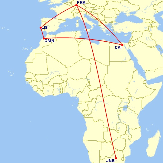 photo December 2014 Flight Route