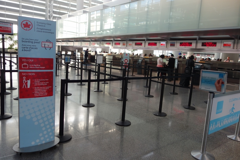 Review Of Air Canada Flight From San Francisco To Vancouver In