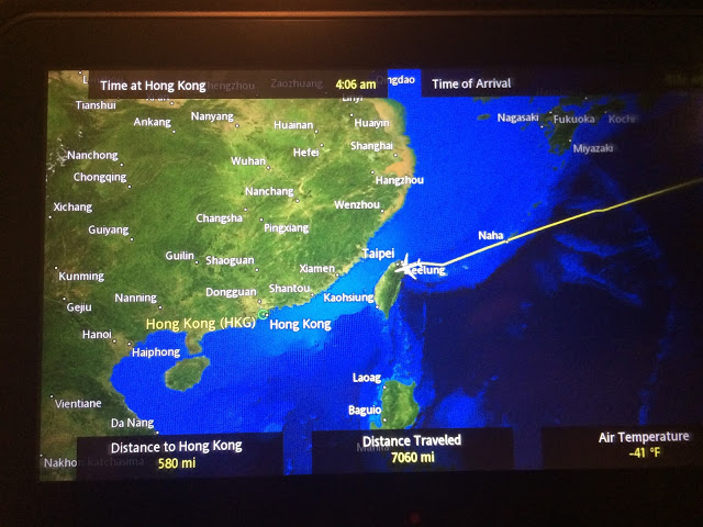 Review of Singapore Airlines flight from San Francisco to ...
