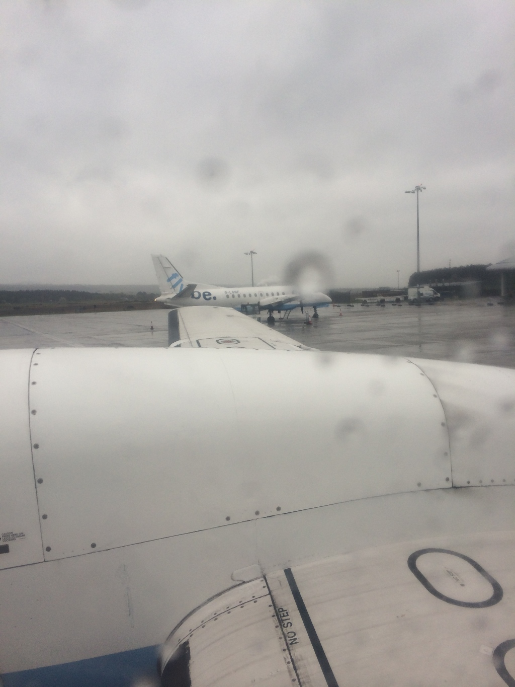 photo FlyBe Inverness