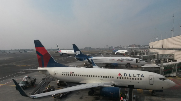 Review Of Aeromexico Flight From Mexico City To Lima In Economy