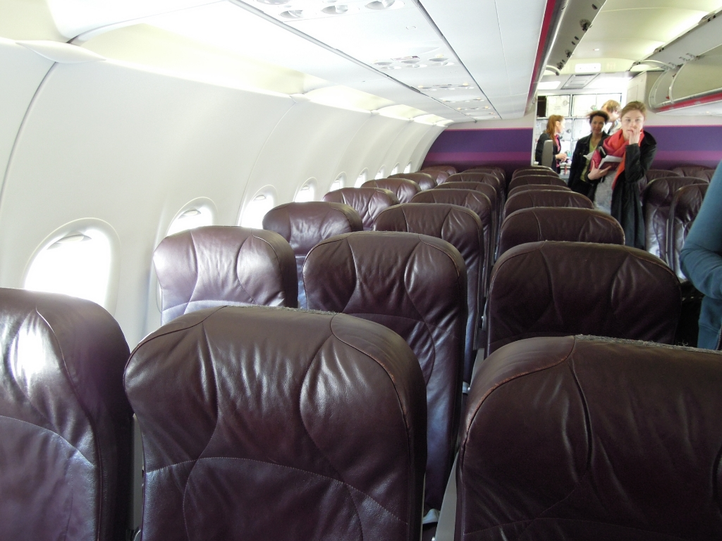 Review Of Wizz Air Flight From Brno To London In Economy