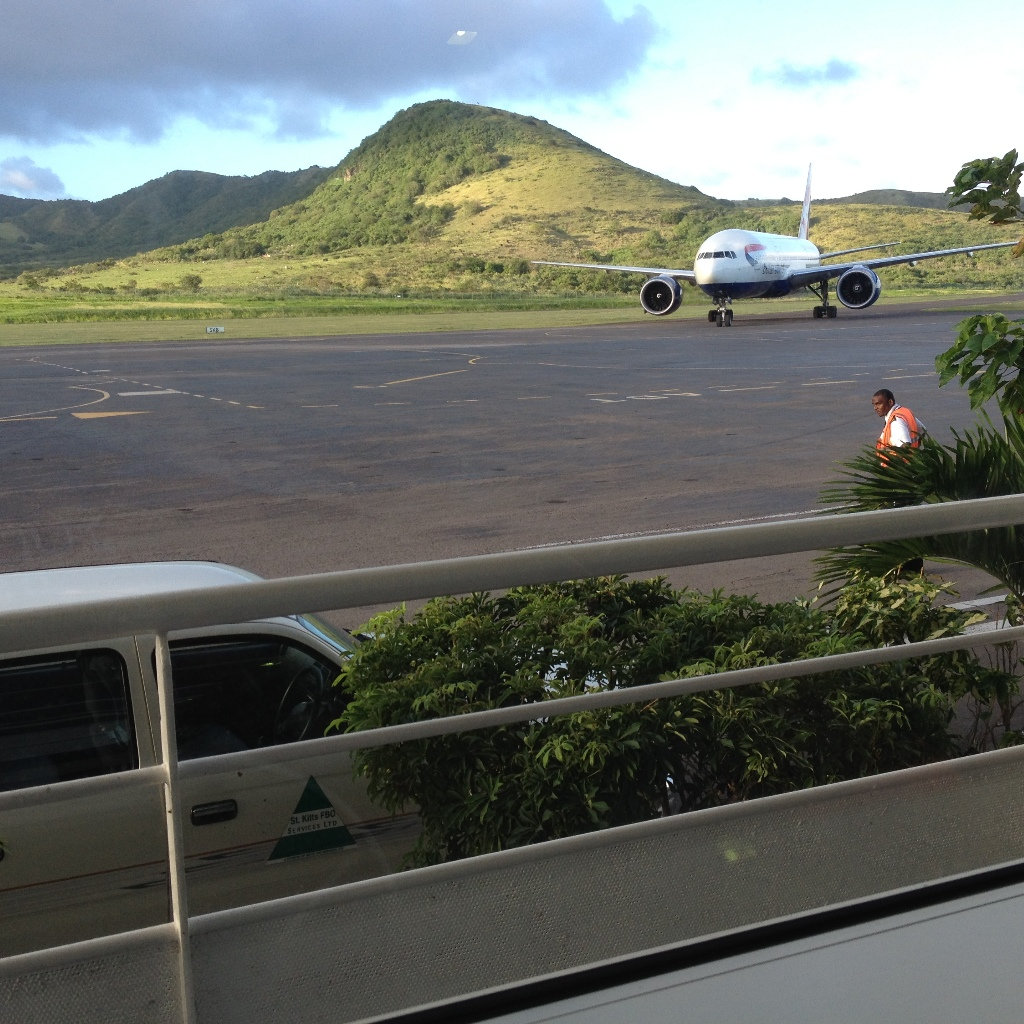 Who Flies To St Kitts: Review Of US Airways Flight From Basseterre To Charlotte