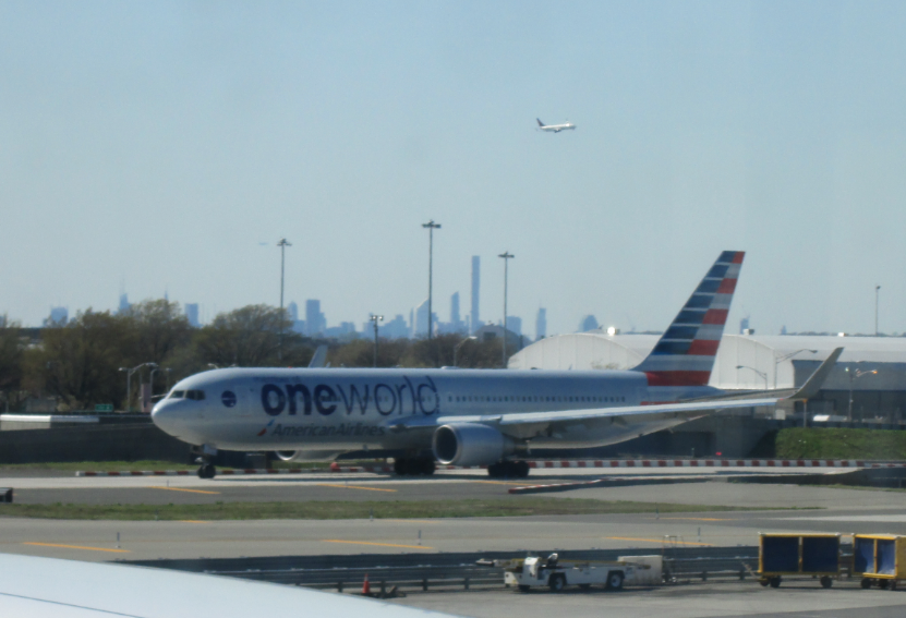 photo american airlines one world