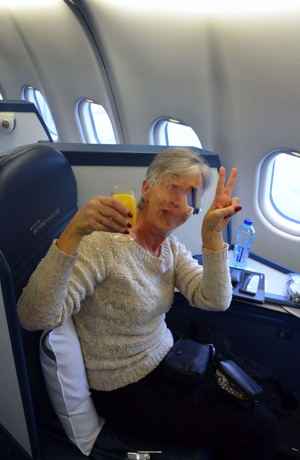 Www Bing Comseattle143 305 70: Review Of Delta Air Lines Flight From Amsterdam To Seattle
